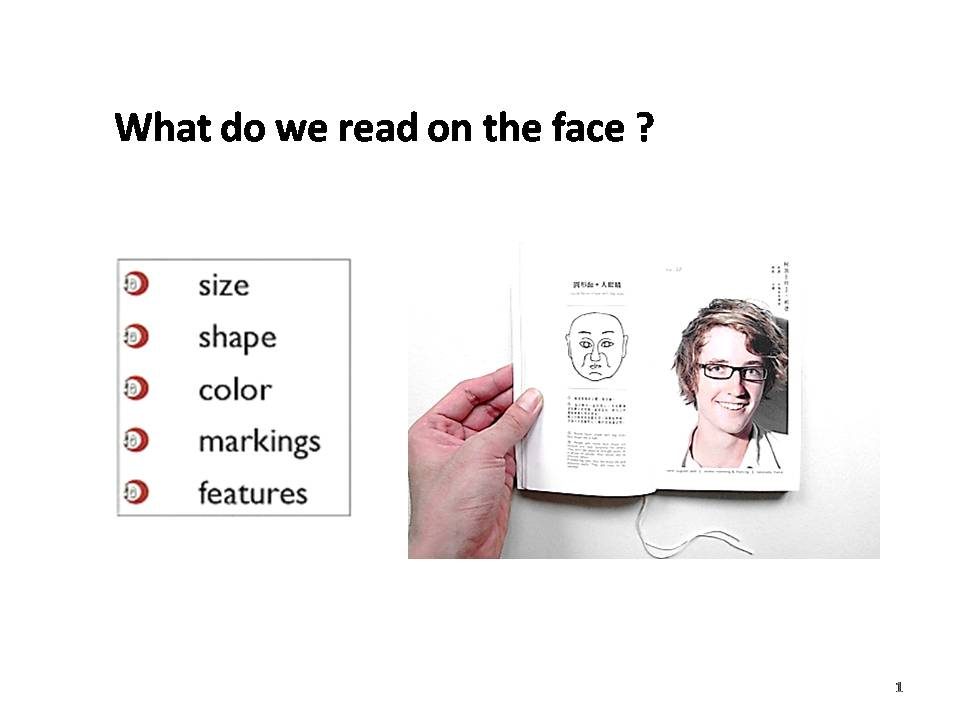 how to study face reading